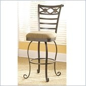 Riverside Furniture Stone Forge Bar Stool