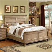 Riverside Furniture Coventry Bed in Driftwood