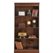 Riverside Furniture Castlewood Bookcase in Warm Tobacco