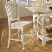 Riverside Furniture Mix-N-Match Wood Chair in Dover White