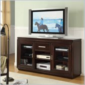 Riverside Furniture Parkview TV Console in Ebony