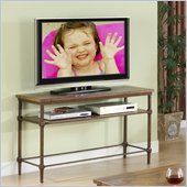 Riverside Furniture Casa Grande Console Table/TV Stand in Saltillo Ash