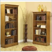 Riverside Furniture Woodland's Oak Wall Bookcase