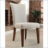 Riverside Furniture Fleet St. Dining Side Chair in Bianca Cherry
