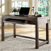 Riverside Furniture Promenade Writing Desk in Warm Cocoa