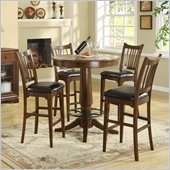 Riverside Furniture Bella Vista 5 Piece Pub Set