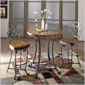 Riverside Furniture Harmony 3 Piece Pub Set