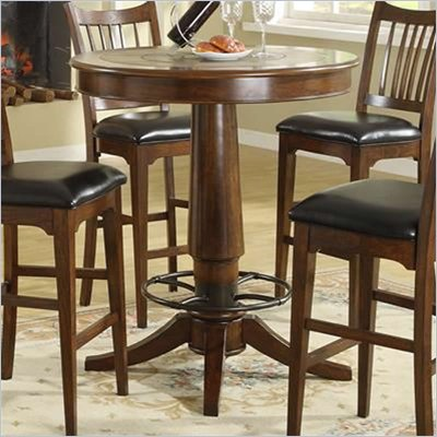 Riverside Furniture Bella Vista Convert-a-Height Pub Table