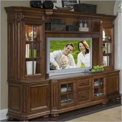 Riverside Cantata 63 Inch TV Console Entertainment Center