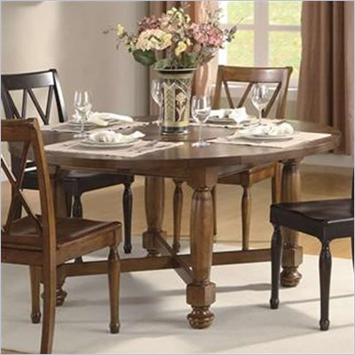 Riverside Furniture Delcastle Convert A Height Dining Table