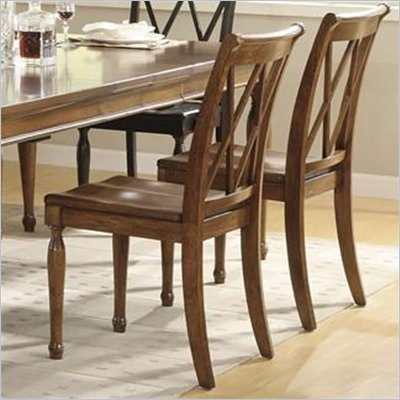 Riverside Furniture Delcastle Dining Side Chair