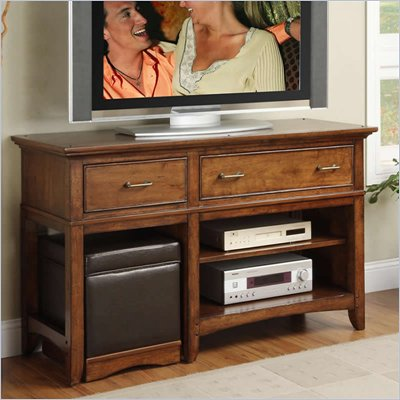Riverside Furniture Falls Village Entertainment Console