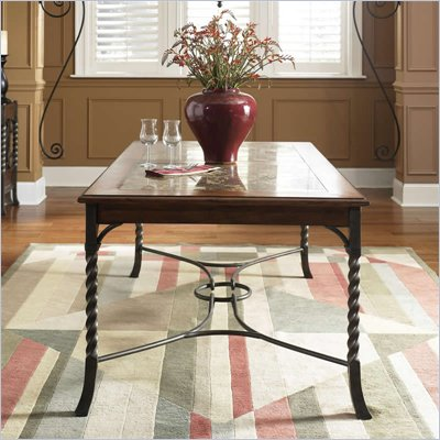 Riverside Furniture Medley Rectangular Dining Table
