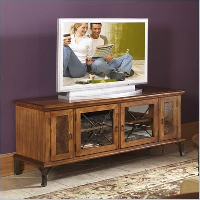 Riverside Furniture Medley 64 Inch TV Stand in Camden