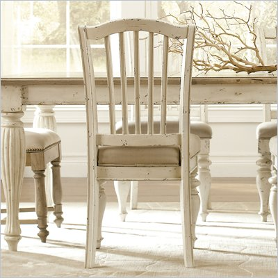 Riverside Furniture Mix-N-Match Side Chair in Dover White