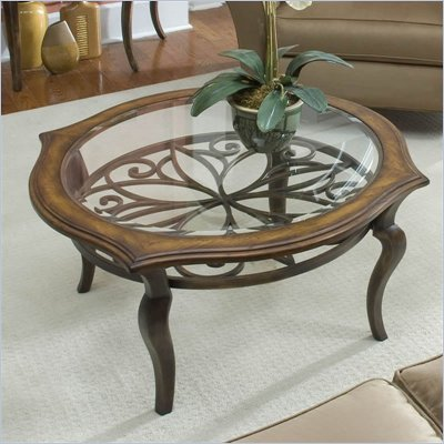 Riverside Serena Round Coffee Table