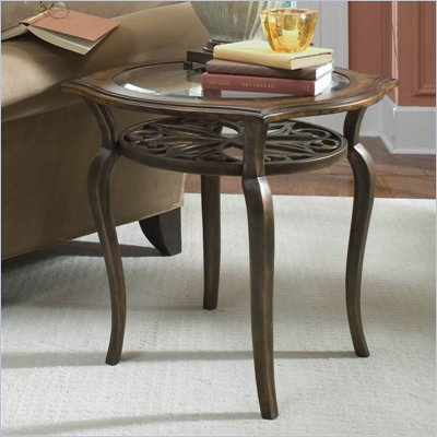 Riverside Serena Round Side Table