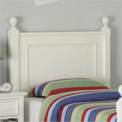 Riverside Furniture Splash of Color Twin Panel Headboard in Shores