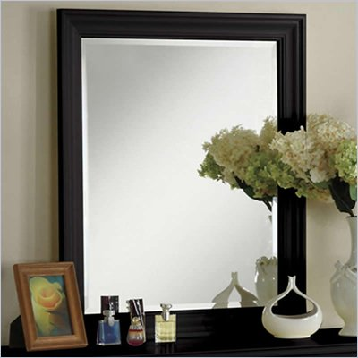 Riverside Furniture Splash of Color Vertical Mirror in Antique