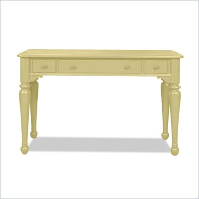 Riverside Furniture Splash of Color Writing Desk in Buttercup