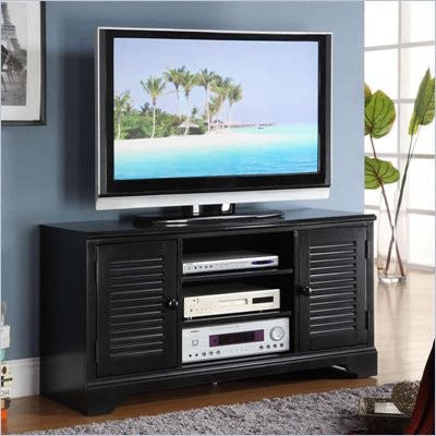 Riverside Furniture Splash of Color 50-Inch TV Console in Antique