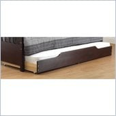 Orbelle Trundle Storage Bed Drawer in Cherry
