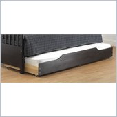 Orbelle Trundle Storage Bed Drawer in Espresso