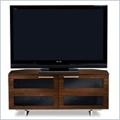 BDI Avion II Cabinet TV Stand in Chocolate Stained Walnut