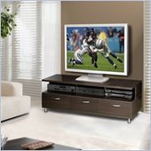 Nexera Eclipse Plasma/LCD TV Stand in Rich Dark Espresso