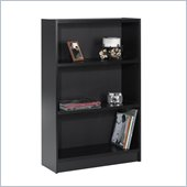 Nexera Essentials Short Bookcase