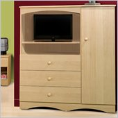 Nexera Alegria Bachelor's Chest in Natural Maple