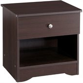 Nexera Pocono Nightstand in Espresso