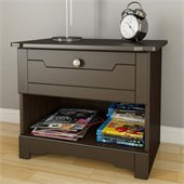 Nexera Dixon Nightstand in Espresso