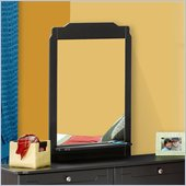Nexera Dixon Vertical Mirror in Espresso