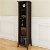 Nexera Elegance 60 Bookcase in Espresso
