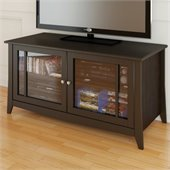 Nexera Elegance 49 TV Stand in Espresso