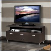Nexera Element Syntax  56 TV Stand in Espresso