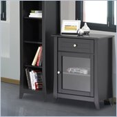 Nexera Tuxedo Hall Console in Black