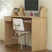 Nexera Alegria Student Desk in Natural Maple