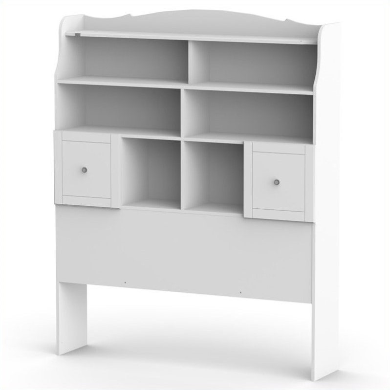 Tall White Bookcase Headboard Full Size 800 x 800