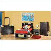 Nexera Dixon 6-Piece Bedroom Set in Espresso