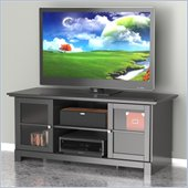 Nexera Pinnacle 56'' HEC TV Stand in Black