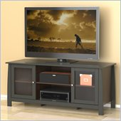 Nexera Profile 56'' HEC TV Stand in Espresso