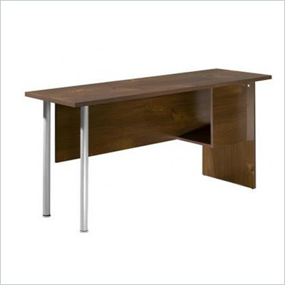 Nexera Aero Lite Conference Table with Storage in Truffle