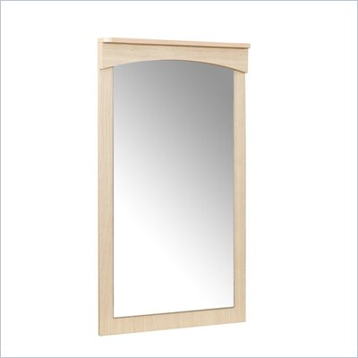 Nexera Alegria Mirror in Natural Maple