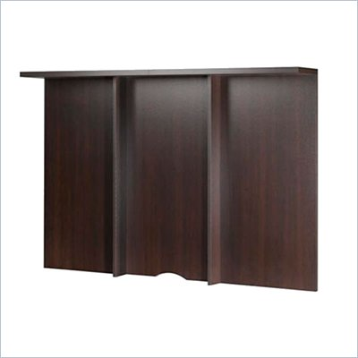 Nexera Element Decorative Wall Panel in Espresso