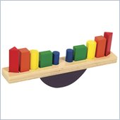 Guidecraft Wooden See Saw Sorter