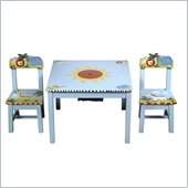 Guidecraft Safari Table and Chairs