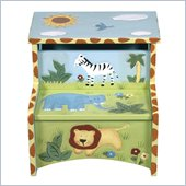 Guidecraft Safari Step-Up Stool