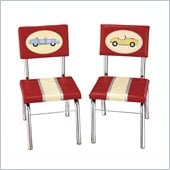 Guidecraft Retro Racers Extra Chairs (Set of 2)